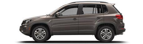 New Volkswagen Tiguan in Brownsville