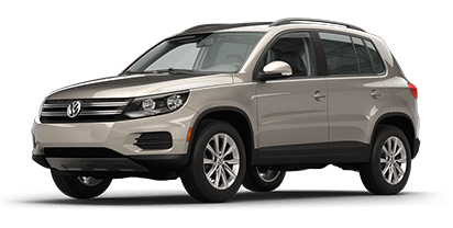 New Volkswagen Tiguan in Little Rock