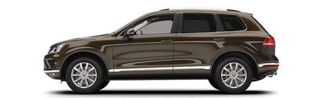 New Volkswagen Touareg in Lincoln