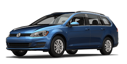 New Volkswagen Golf SportWagen in Clovis