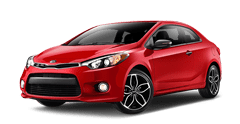 New Kia Forte Koup in Fort Worth