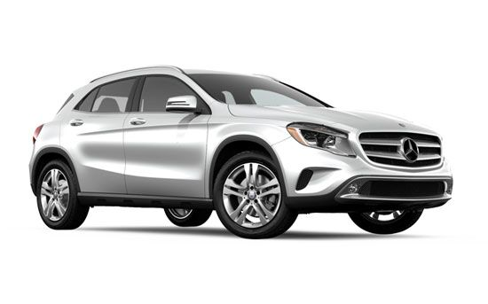 New Mercedes-Benz GLA-Class in Medford