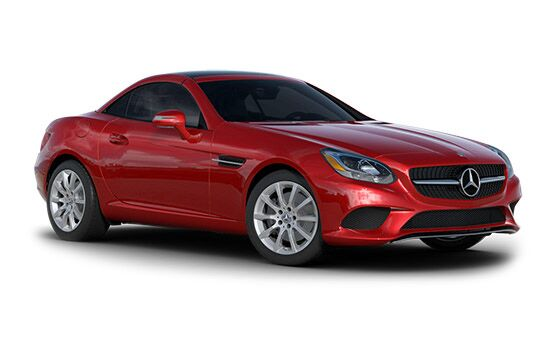 New Mercedes-Benz SLC in Merriam