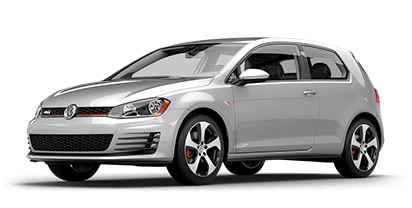New Volkswagen Golf GTI in Mission