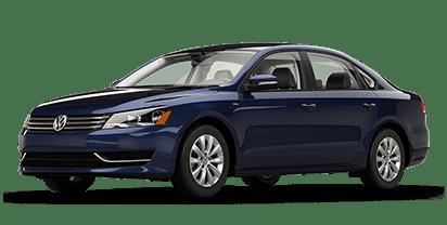 New Volkswagen Passat in Mission
