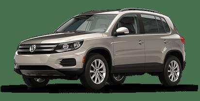 New Volkswagen Tiguan in Mission