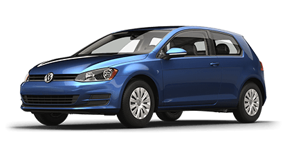 New Volkswagen Golf in Mission