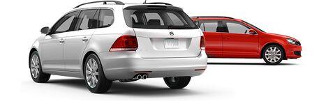 New Volkswagen Jetta SportWagen near Montgomery