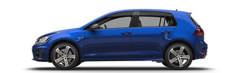 New Volkswagen Golf R near Montgomery