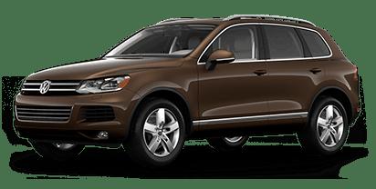 New Volkswagen Touareg in Brookfield