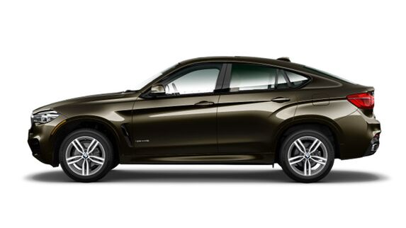 New BMW X6 in Edmonton