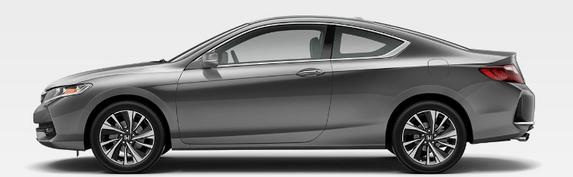 New Honda Accord Coupe in Edmonton