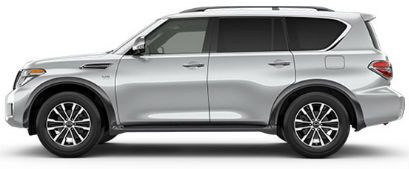 New Nissan Armada in Houston