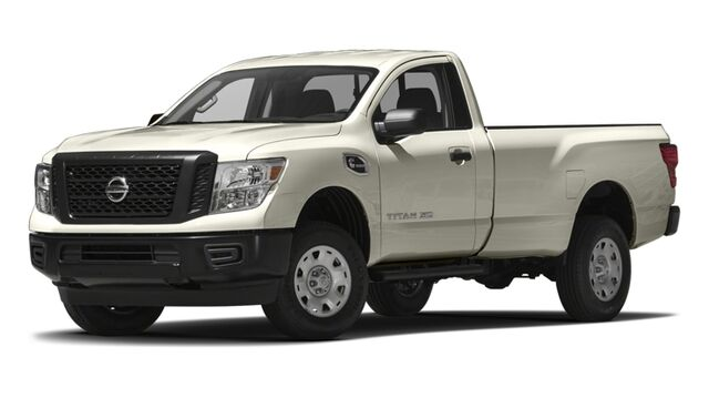 New Nissan Titan in Houston