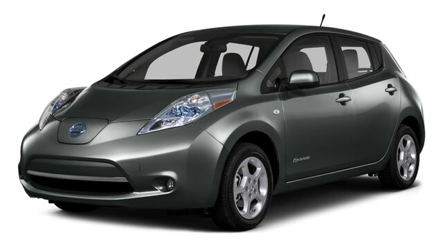 New Nissan LEAF in Houston