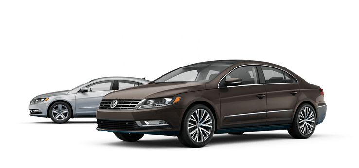 New Volkswagen CC near Pittsfield