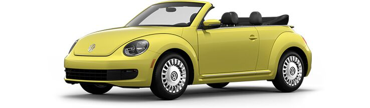 New Volkswagen Beetle Convertible near Pittsfield