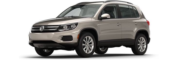 New Volkswagen Tiguan near Pittsfield