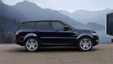 New Land Rover Range Rover Sport near Pasadena