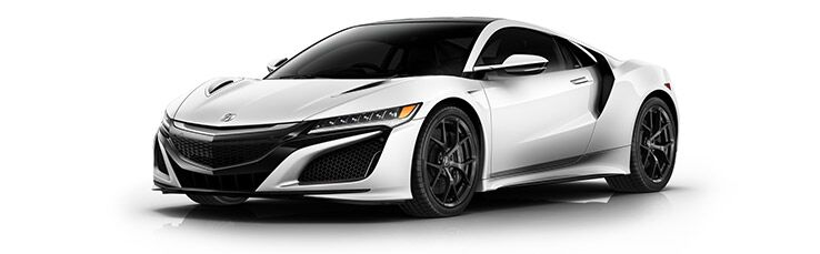 New Acura NSX near Portland