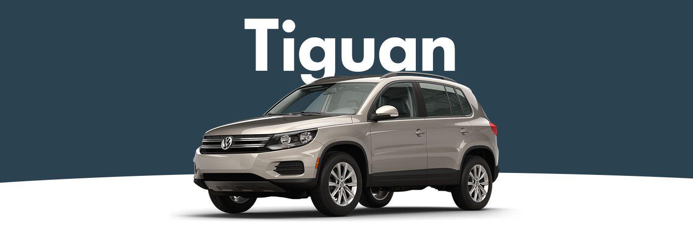 New Volkswagen Tiguan Gladstone, OR