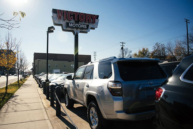 used car dealership chesterfield mi used cars victory motors