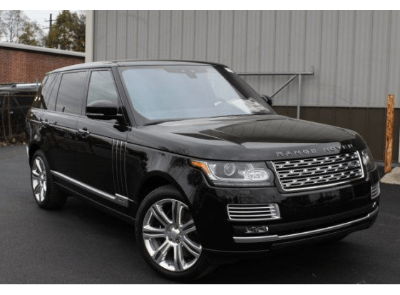 2017 Land Rover Range Rover V8 Supercharged
