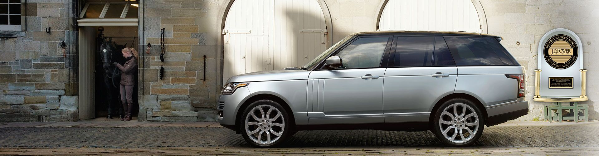 Range Rover JD Power