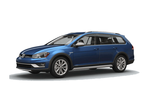2017 Golf  Alltrack S