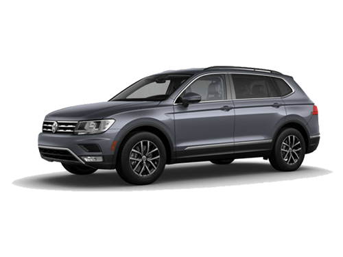 2017 Tiguan SE 4-Motions AWD