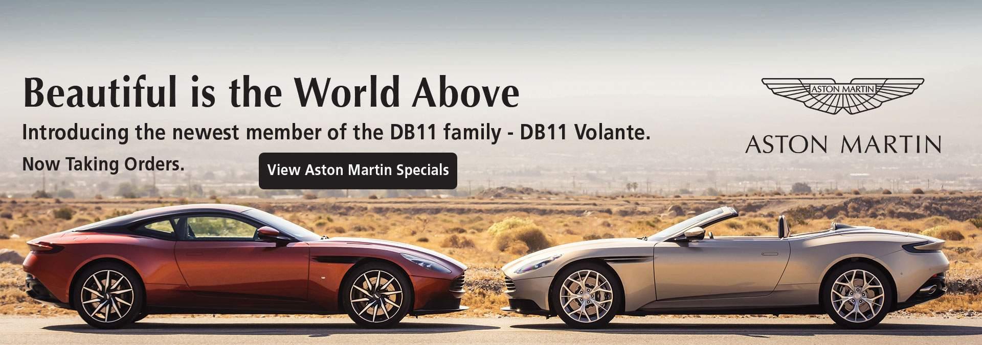 Aston Martin, Ferrari, Maserati, Porsche Dealership Greensboro NC ...