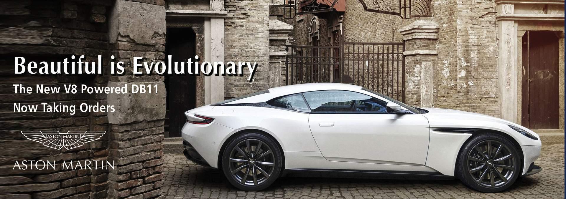 Aston Martin Ferrari Maserati Porsche Dealership