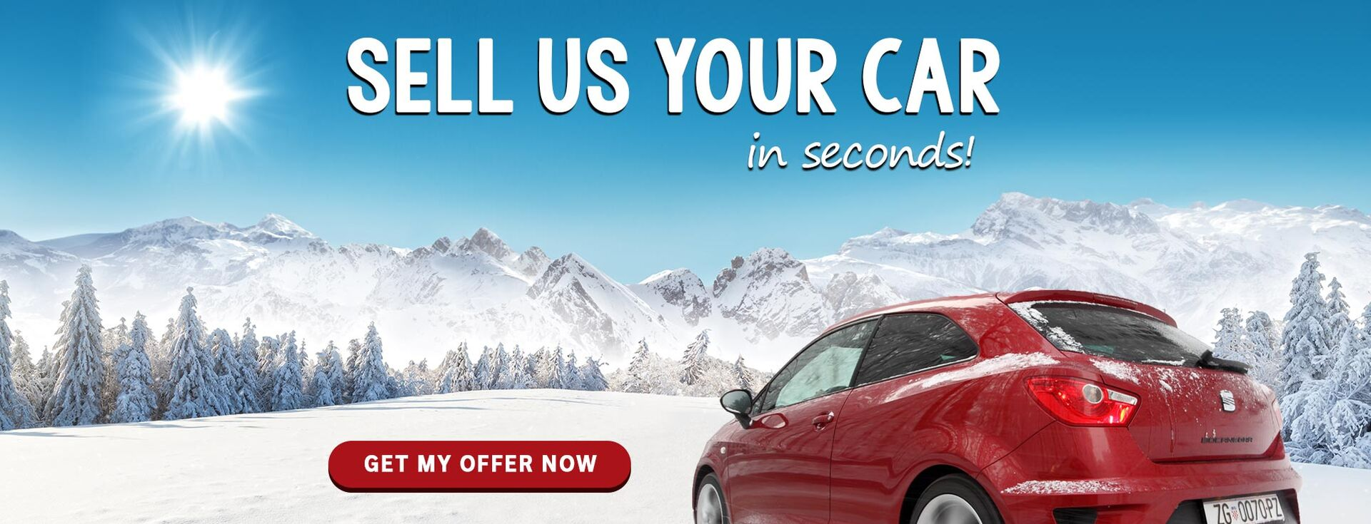 Winter - Sell us your car