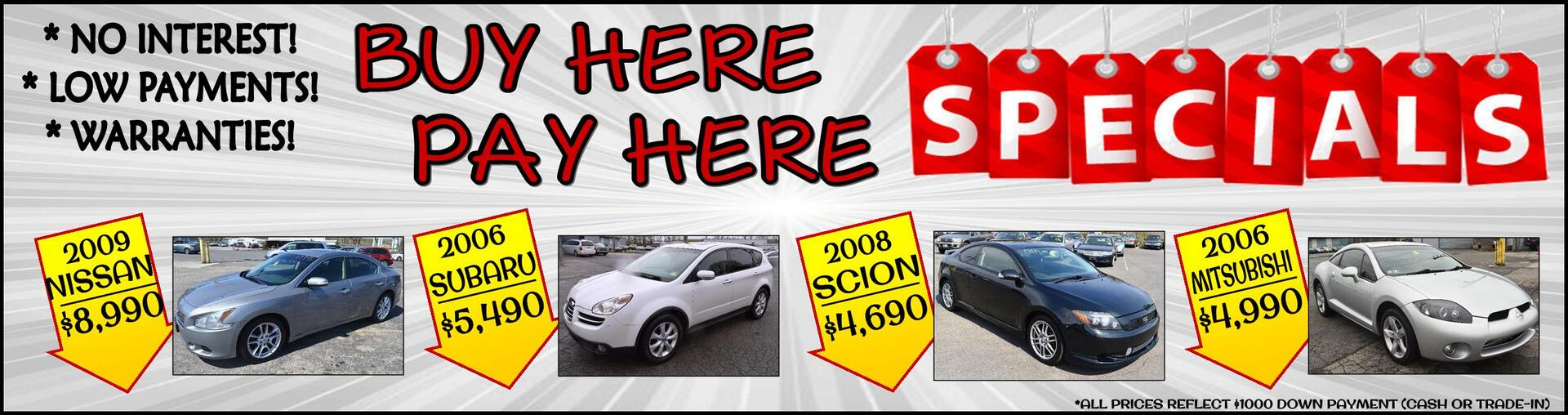 Dealership New Castle DE | Used Cars Delaware Public Auto Auction