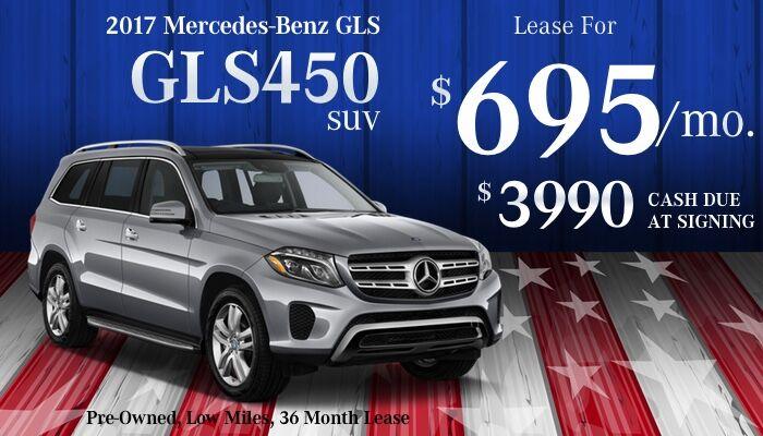 2017 Mercedes-Benz GLS GLS450