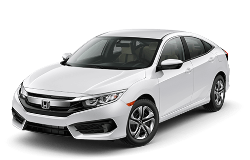 2016 Civic LX Sedan CVT
