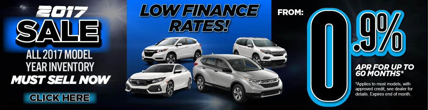 Low Finance Rates