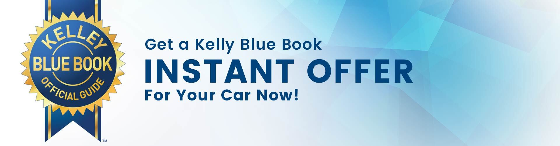 Kelly Blue Book Instant Cash Offer