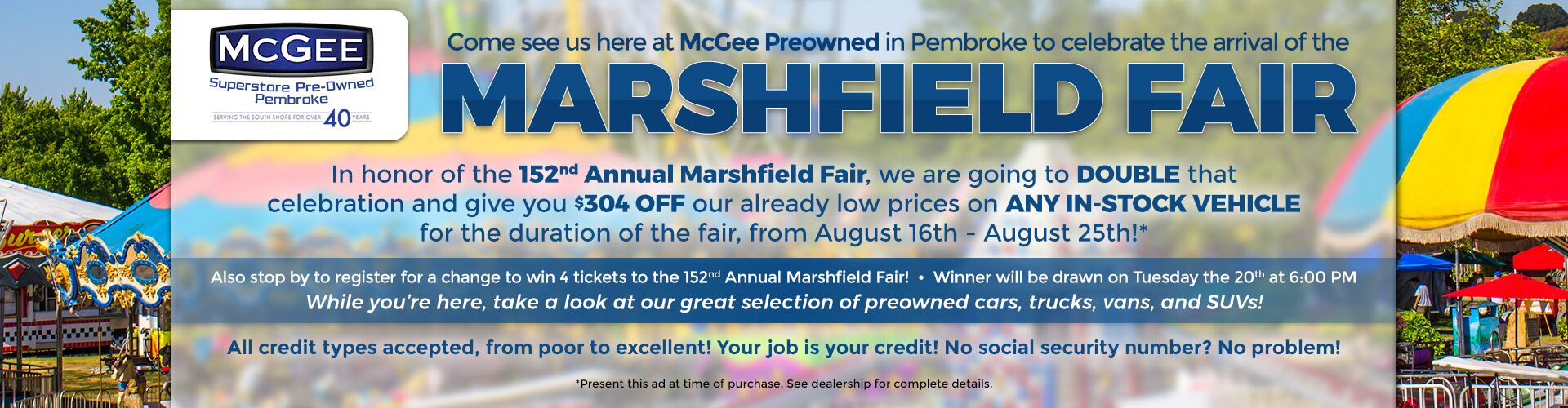 Marshfield Fair