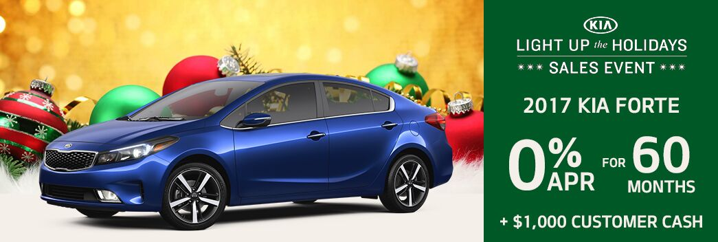 2017 Forte Holiday