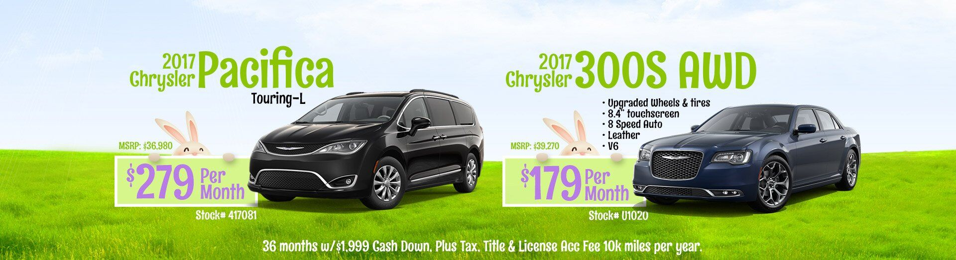 Chrysler Deals