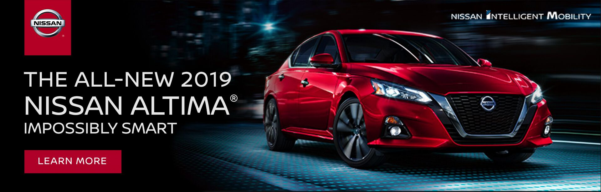 All-New 2019 Nissan Altima