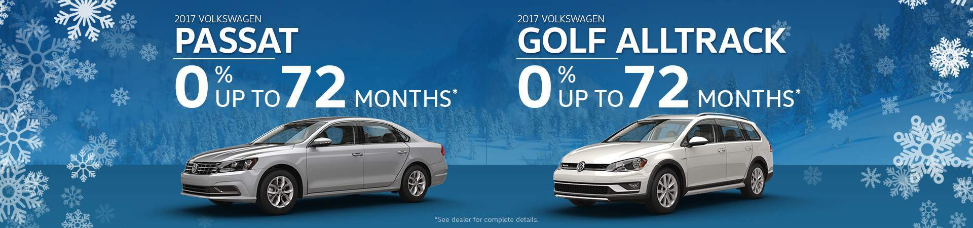 2017 Passat/Alltrack APR January Special