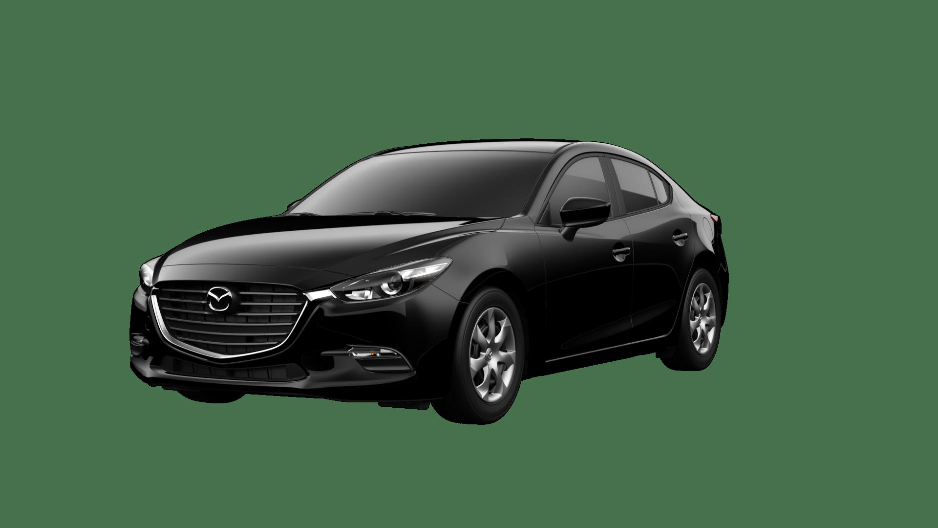 2017 Mazda Mazda3 SPORT MANUAL