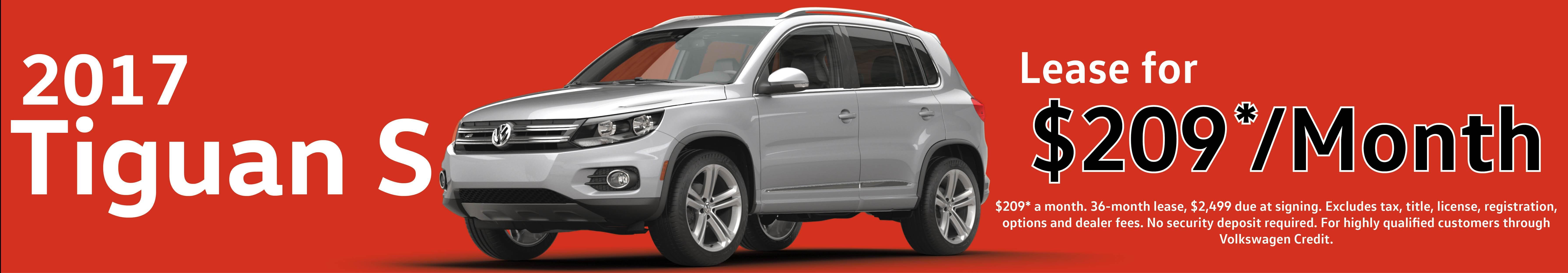New Volkswagen Tiguan Brookfield Wi