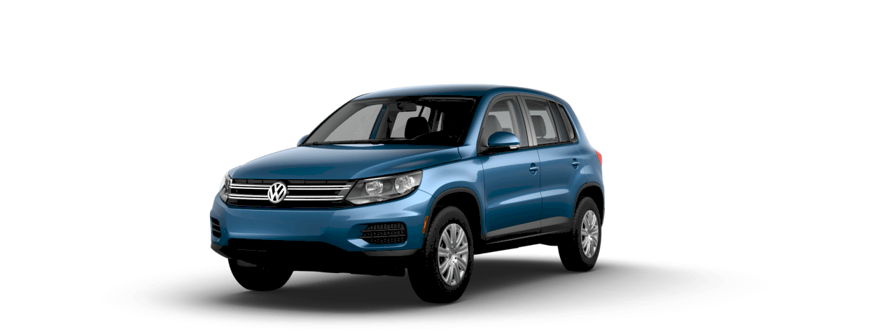 2017 Volkswagen Tiguan Limited 2.0T LIMITED 4MOTION