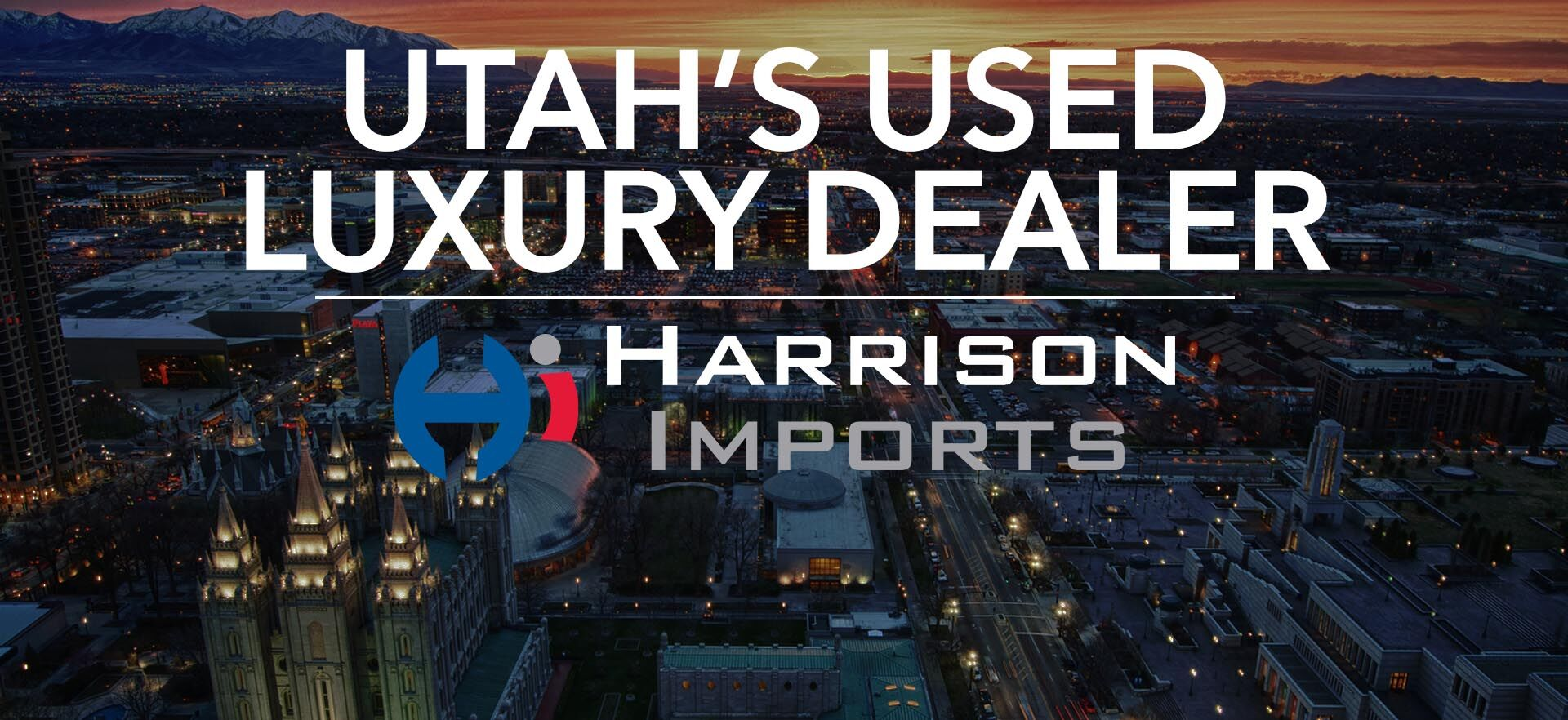 Utah's Used Luxury Dealer Bountiful UT