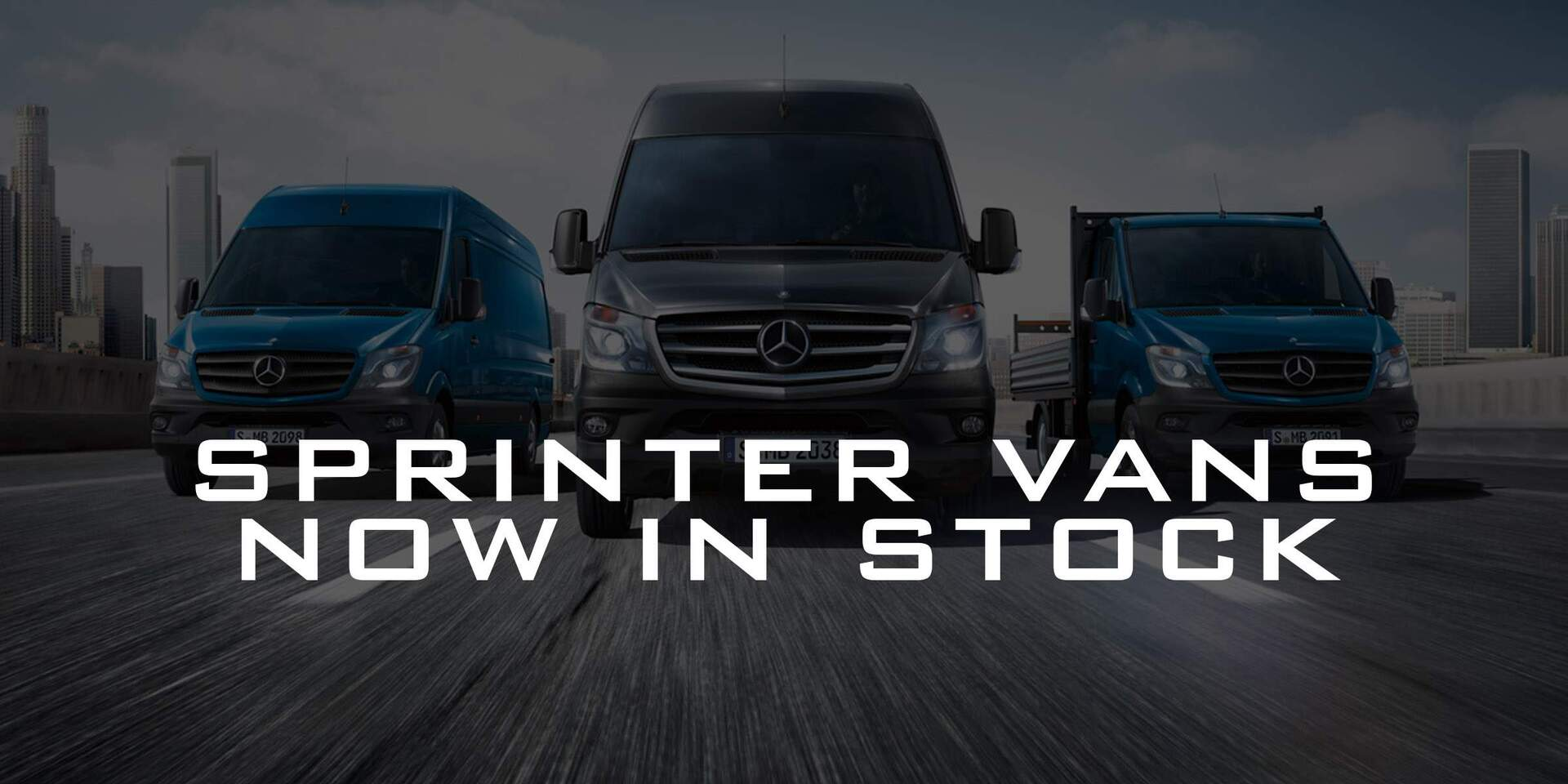 Utah Sprinter Van Sales and Service in Bountiful