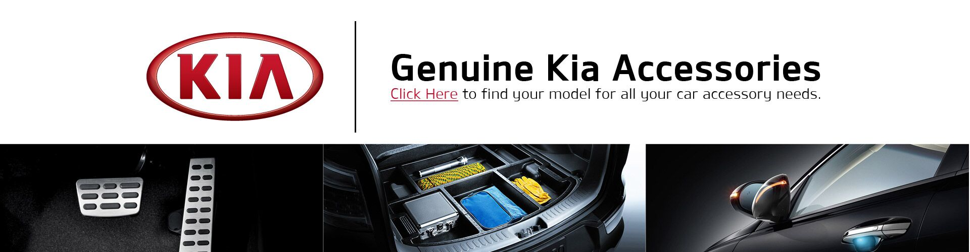 Genuine Kia Accessories