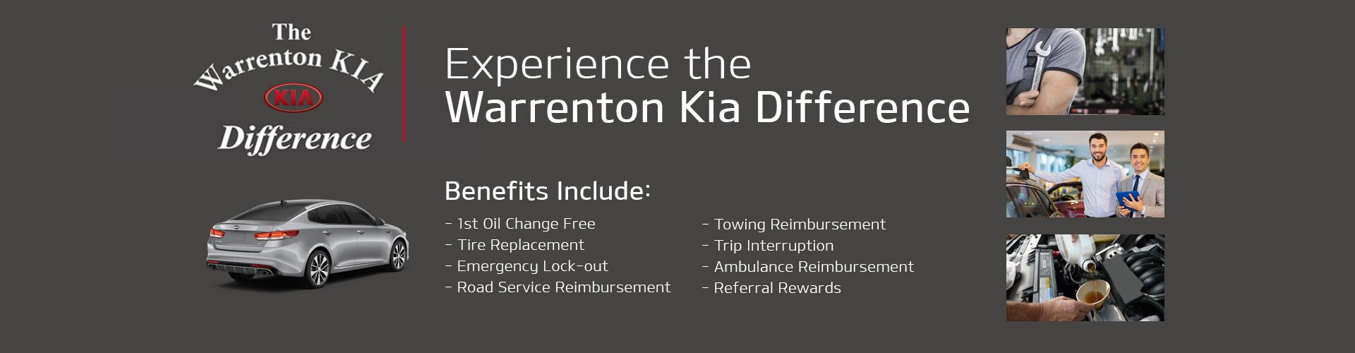 Welcome to Warrenton Kia